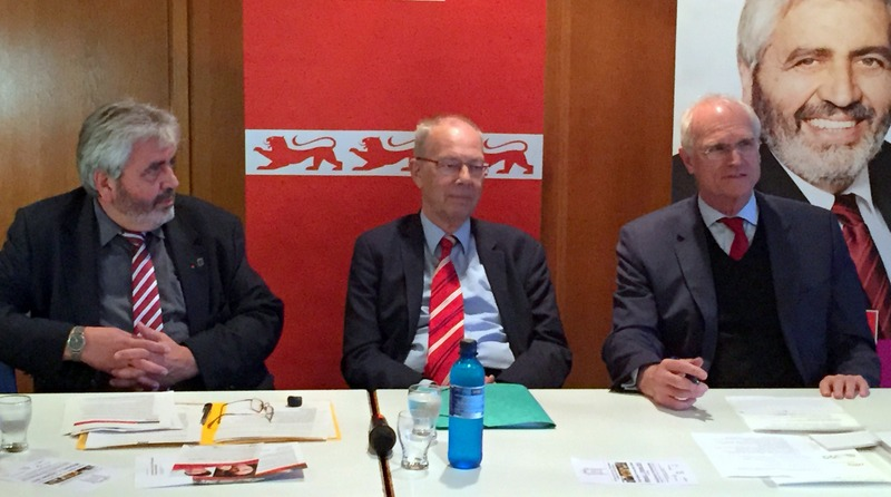 Rüdiger Veit rüdiger veit zur flüchtlingspolitik lothar binding mdb