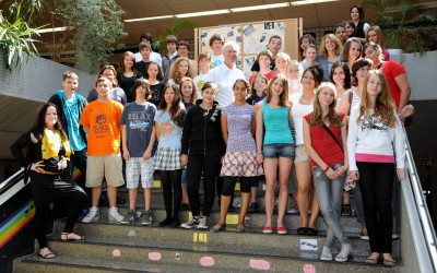 Präsentation zum Weltnichtrauchertag 2011 an der IGH in Heidelberg