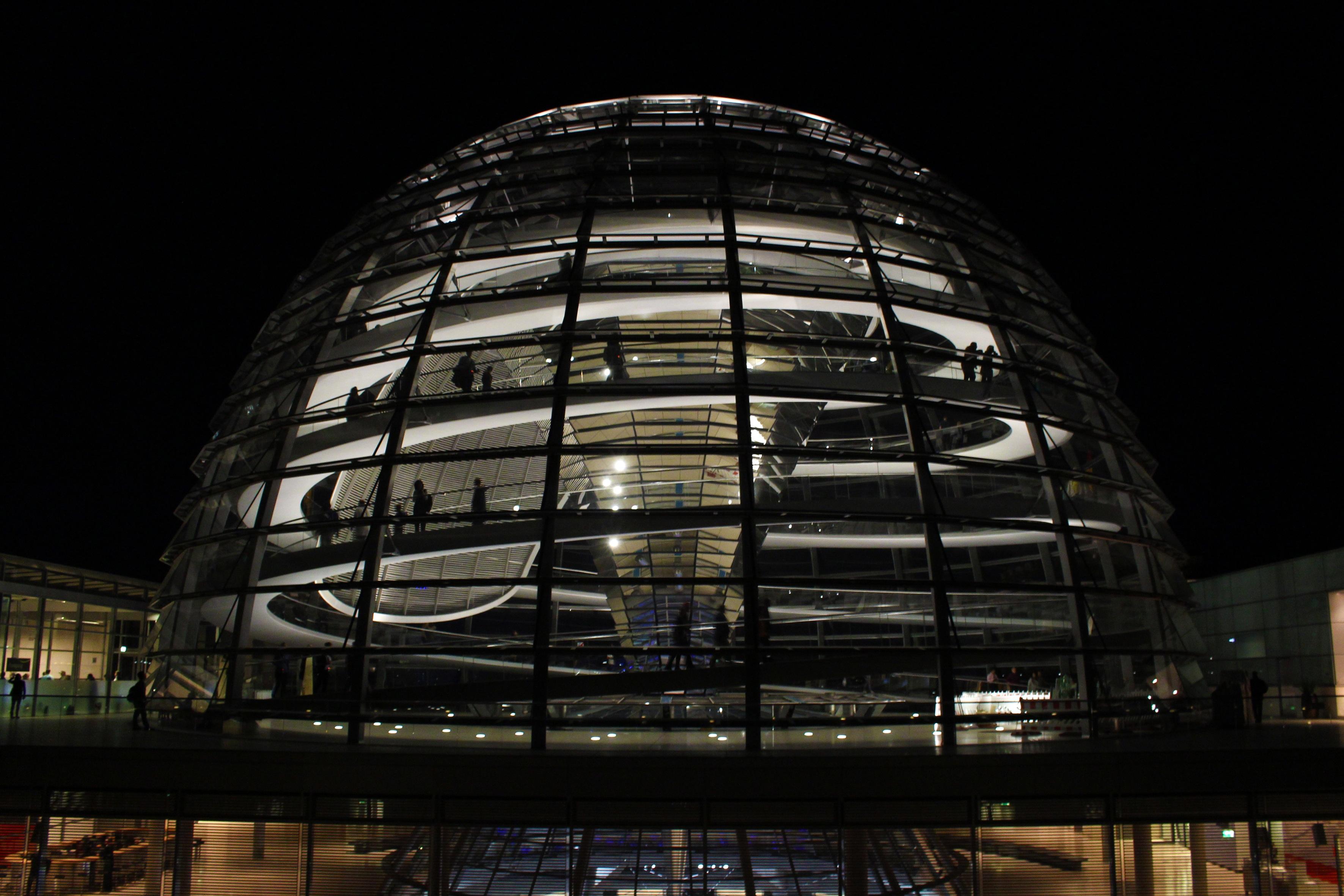 Lobbyismus im Bundestag - es gibt auch dunkle Seiten.