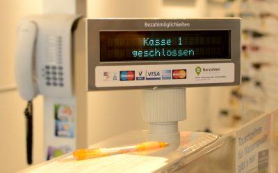 Entwurf der Kassensicherungsverordnung enttäuscht – Schäuble schützt Steuerbetrüger im Inland
