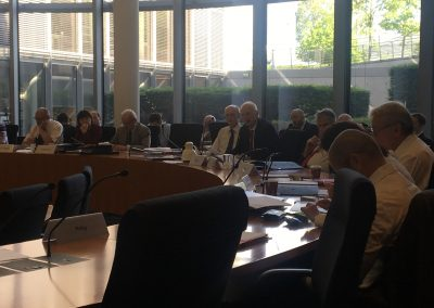 Finanzausschusssitzung
