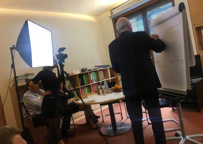 Videodreh mit der SPD