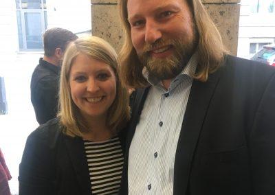 Julia und Toni Hofreiter
