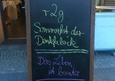 r2g Sommerfest