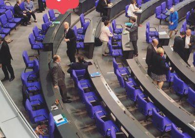 im Plenum