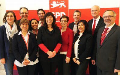 Ladenburg – Neujahrsempfang des SPD-Kreisverbandes Rhein-Neckar